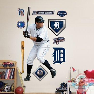 Fathead Fat head Miguel Cabrera Detroit Tigers | Man of ...Miguel Cabrera Fat