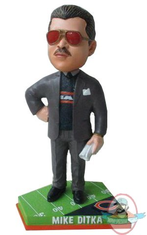 Mike Ditka Chicago Bears Quot Coach Quot Nfl Bobble Head Man Of