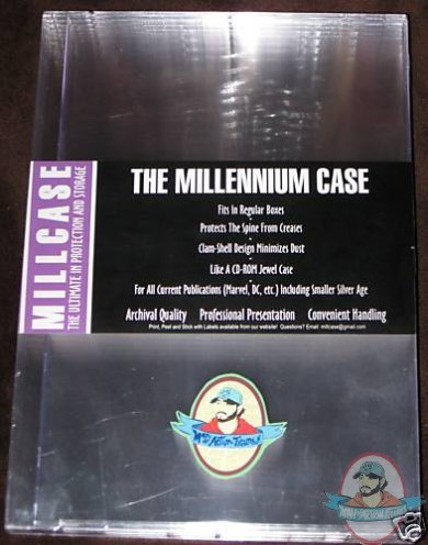 the millennium case for comic book storage 5 pack dc man of action