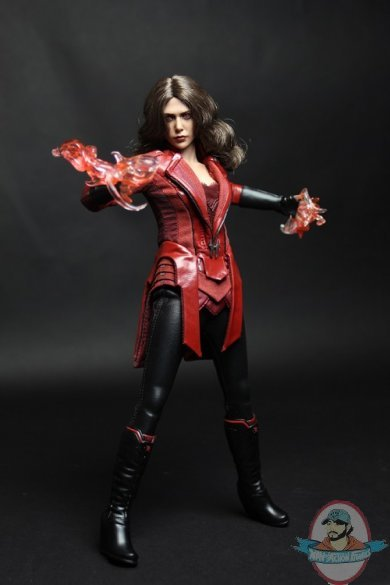 Miscellaneous 1 6 Figures Custom Female Red Eyes Set A Mis
