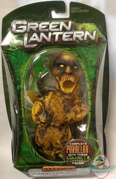 Green Lantern Movie Masters Series 5 Parallax By Mattel