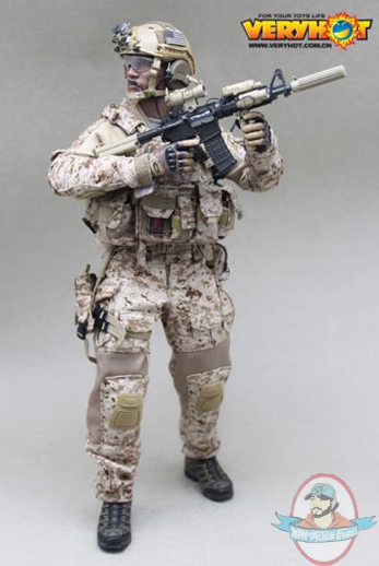 Toys For Seals : Scale navy seal devgru for inch figures by very hot