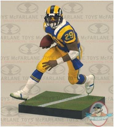 Mcfarlane Nfl Series  Eric Dickerson Los Angeles Rams Man Of Action Figures