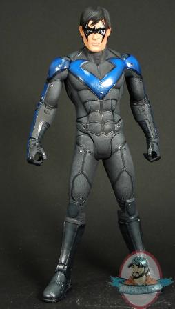 Batman Legacy Singles Series 03 Arkham City Nightwing By
