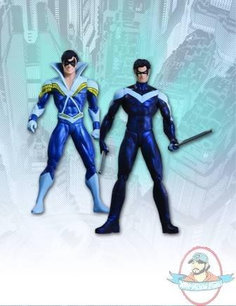 DC Universe Origins Series 1 Nightwing 2 Pack DC Comics