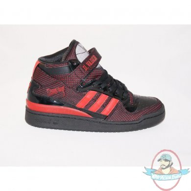 new product a7821 55700 •adidas forum mid •Blackred •high toplacevelcro strap. The adidas Star  Wars Forum Mid shoe steps you into a sinister basketball style with  Stormtrooper ...