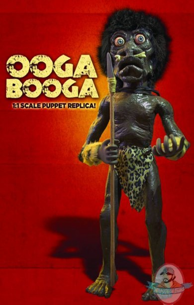 Puppet Master Ooga Booga 1 1 Scale Replica Man Of Action
