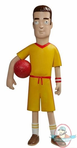 Peter La Fleur Dodgeball Vinyl Idolz By Funko Man Of