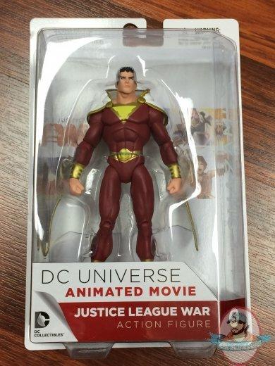 Justice League War Shazam Action Figure Dc Collectibles