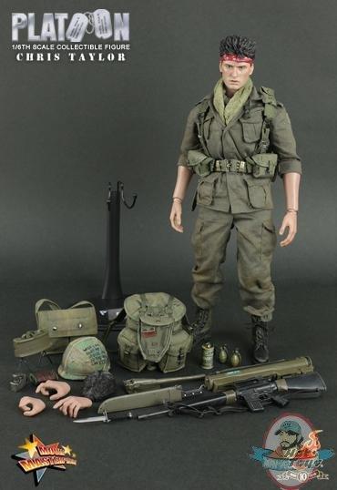 Platoon Movie Charlie Sheen