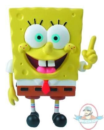 spongebob mini figure world spongebob pointing man of action figures