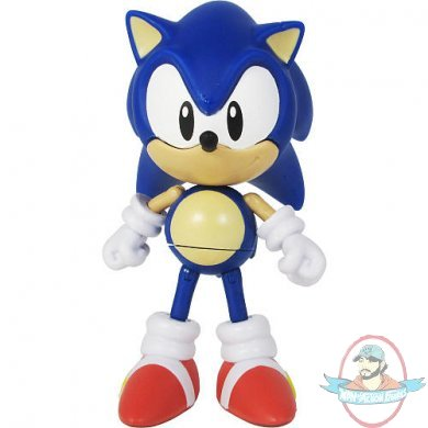 Sonic 5 Quot Figure Sonic The Hedgehog 20th Anniversary Set Of