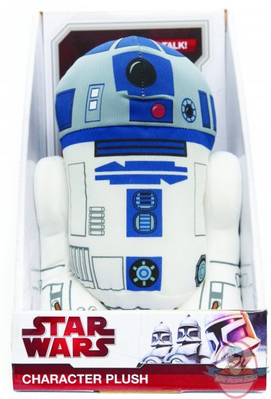 Star Wars R2 D2 R2d2 9 Quot Talking Plush By Underground Toys