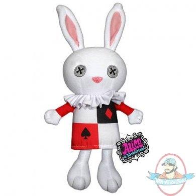 Alice In Wonderland White Rabbit Plush By Funko Man Of