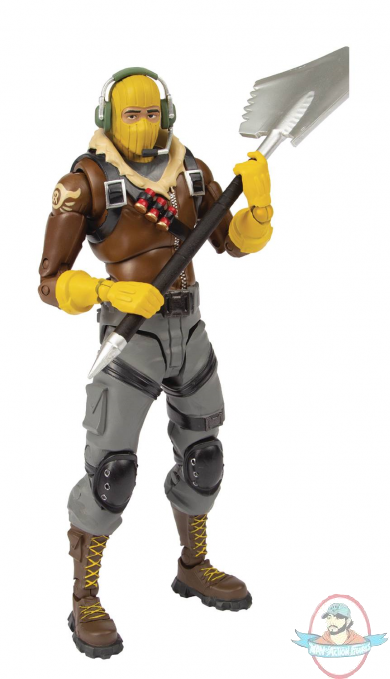 Fortnite Raptor 7 Inch Premium Action Figure By Mcfarlane
