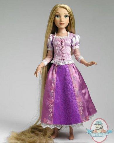 tonner rapunzel dressed doll man of action figures