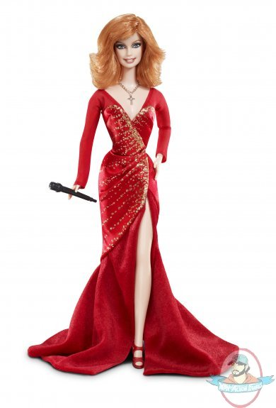Reba McEntire Doll By Mattell Man Of Action Figures