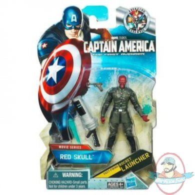 Captain America The First Avenger Series Red Skull 3 75