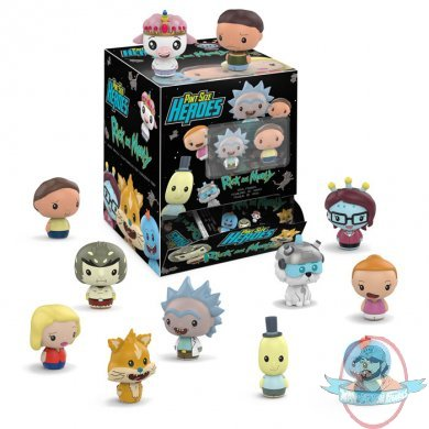 Case of 24 Funko DC Mystery Pint Size Heroes Figure
