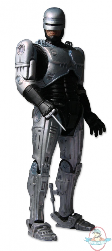 robocop 7 u0026quot  action figure by neca