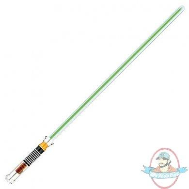 Star Wars Force Fx Luke Removable Blade Lightsaber Man