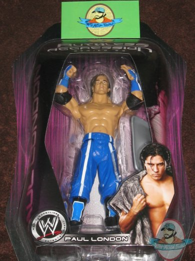 Paul London 23 Man Of Action Figures