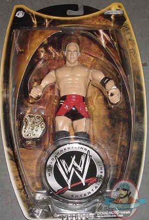 WWE BOB HARDCORE HOLLY JAKKS BONE CRUNCHING BCA RUBBER WRESTLING FIGURE