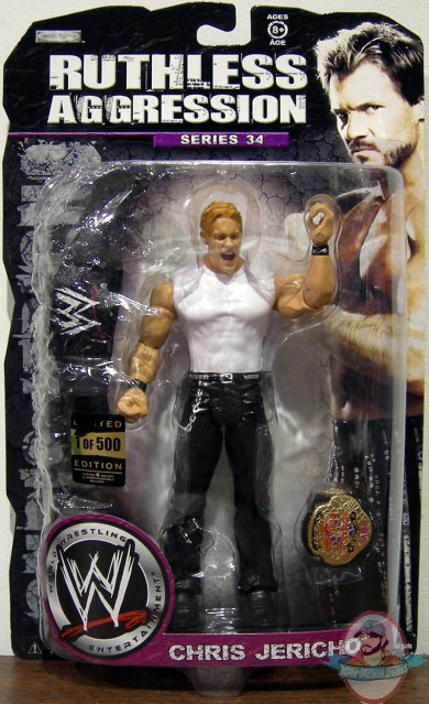 chris jericho ruthless aggression 34