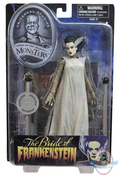 Universal Monsters Bride Of Frankenstein Action Figure