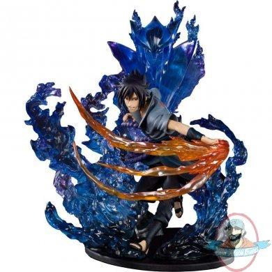 Anime Naruto Uchiha Sasuke Susanoo Kizuna Relation Figuarts ZERO Figure No Box