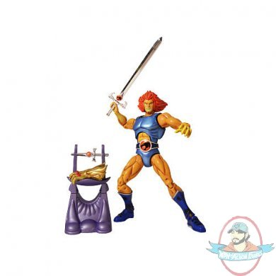 Thundercats Action Figures on Sdcc Thundercats 8  Classic Collector 8 Inch Action Figure Lion O