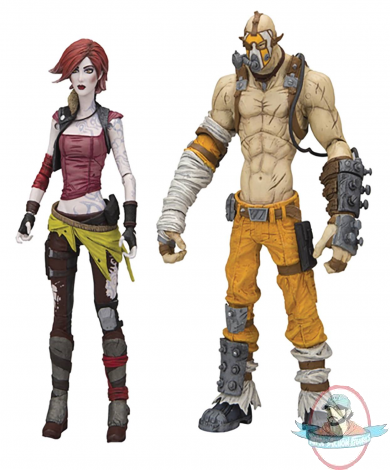 Borderlands 3 Lilith Action Figure Statue McFarlane Toys BRAND NEW!!! 7 Inch