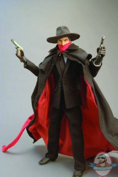 The Shadow 1 6 Scale 12 Inch Action Figure Man Of Action