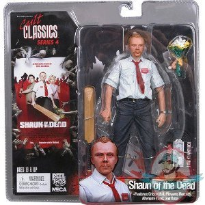 Cult Classics Series 4 Shaun Of The Dead Figure By Neca