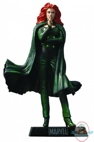 Classic Marvel Figurine Collection Magazine 159 Siryn By