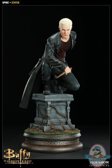 Buffy The Vampire Slayer Spike 16 Quot Statue By Sideshow