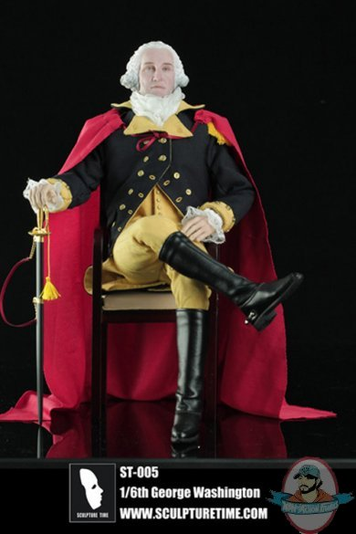 Sculpture Time 1 6 Limited Edition President George