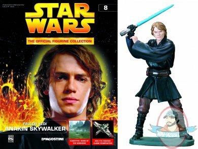 figurine star wars magazine