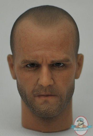 Custom 1 6 Scale Jason Statham Head Sculpt Man Of Action