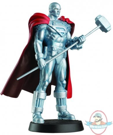 DC Superhero Figurine Collection Magazine #75 Steel ...