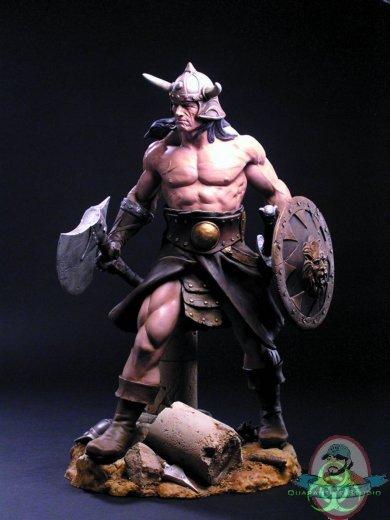 Conan The Brutal 14 Inch Statue Quarantine Studio Man Of Action Figures