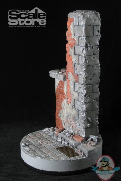 Scale Store 1 6 Street Fight 12 Inch Figure Environment