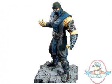 Mortal Kombat Sub Zero Premium Format Statue 18 Quot Man Of