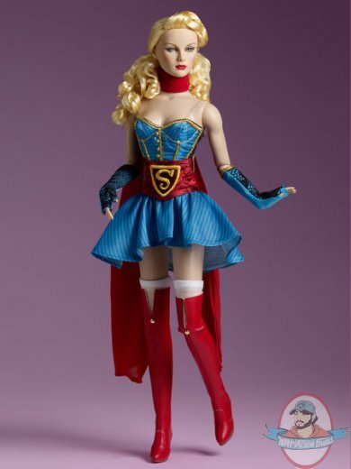 Dc Comics Bombshell Supergirl 16 Quot Inch Doll By Tonner Doll