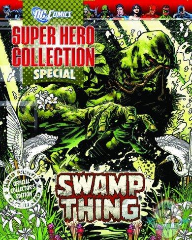 Scellé AVEC MAGAZINE Eaglemoss DC Super-héros figurine collection Swamp