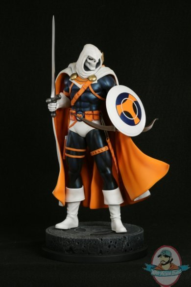Taskmaster 14 Quot Statue By Bowen Designs Man Of Action Figures