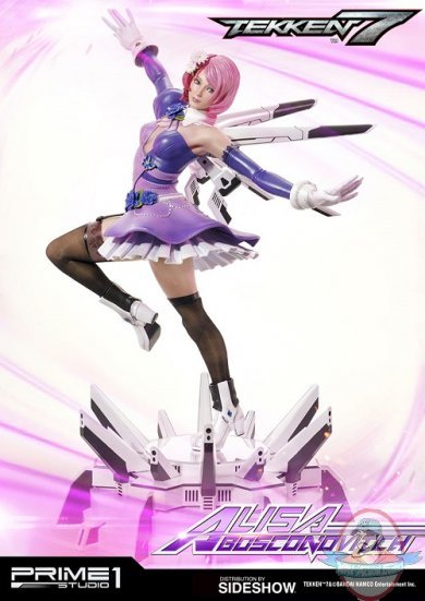 Tekken 7 Alisa Bosconovitch Statue Prime 1 Studio   Man of