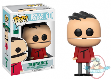 Pop Television South Park Wave 2 Terrance 11 Vinyl