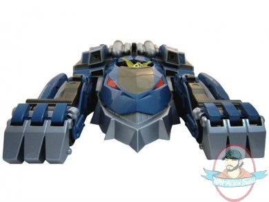Thundercats Thunder Tank on Thundercats Thundertank Deluxe Vehicle With Snarf Figure By Bandai