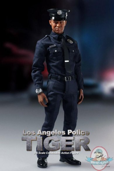 Zc World 1 6th Scale Los Angeles Police Tiger Man Of